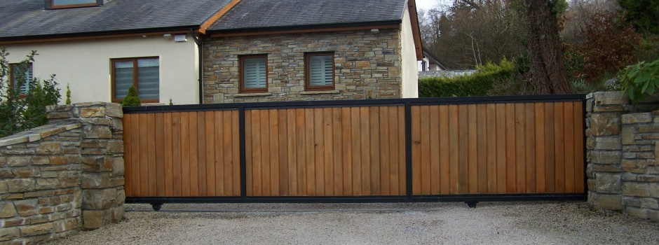 Galway Gates Com Iron Gates Galway Electric Gatesautomated Electric Gates In